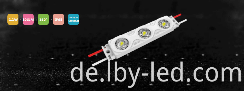 Constant Current Lens Led Module