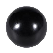 Wholesale Hard Black 17mm Rubber Ball