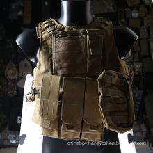 Usmc Molle Combat Assault Plate Carrier Vest Amphibious Tactical Vest