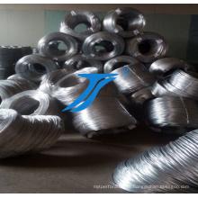 Alambre de hierro / Alambre galvanizado / Alambre de acero (BWG4-BWG36)