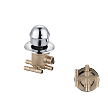 Hot sales shower tap design OEM new mixer faucets brass wall mount faucet