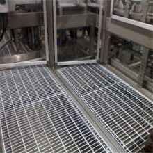 Galvanized Steel Grate Flooring