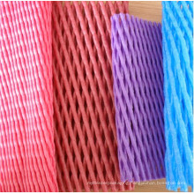 Colorful Fruit Packing Plastic Foam Tubular Net for Apple Protection