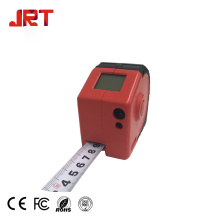 jrt 5m acero automático cinta de medición zurda