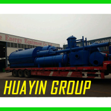 Uuropean Standard waste oil destillation machine