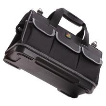 Portable High Quality Waterproof Engineer Canvas Heavy Duty Diamondback Electrician Tool Belt Bag for Technician