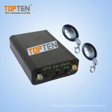 Tempo real GPS GSM GPRS carro alarme com controle remoto, falando em dois sentidos (wl)