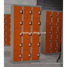 Casier intelligent de livraison de colis logistique, casier électronique