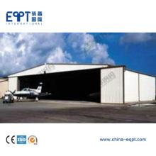 Plataforma de acero de alto aumento de aviones Hangar