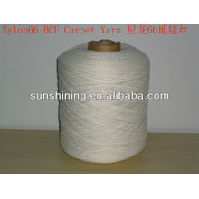 Nylon 66 BCF Carpet Yarn 1330Dtex/84F/2
