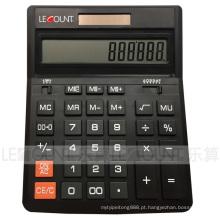 Calculadora de mesa de 12 dígitos de energia dupla (CA1092)