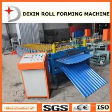 C8-C21 Doppelschicht Stahl Dachziegel Umformmaschine Hebei Hersteller