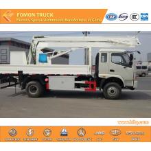 FOTON 4*2 14m 16m articulated aerial platform truck