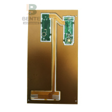 4Layers Hög precision Rigid-Flex PCB ENIG