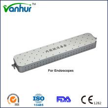 Étui de stérilisation de matériel médical de base pour les endoscopes