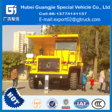50T Dongfeng Mine dump truck 4 * 2 unidad dongfeng camión volquete price