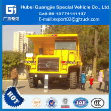 50T Dongfeng Mine dump truck 4*2 drive dongfeng dump truck price