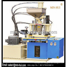 Vertical AC DC plug plastic moulding injection machine supplier