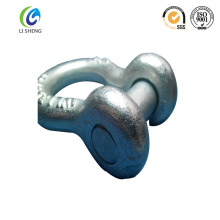 us type screw pin anchor bow shackle