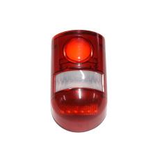 Genuine Marine 110DB Solar Alarm System Solar Security light PIR Motion Sensor IP65 Solar Siren