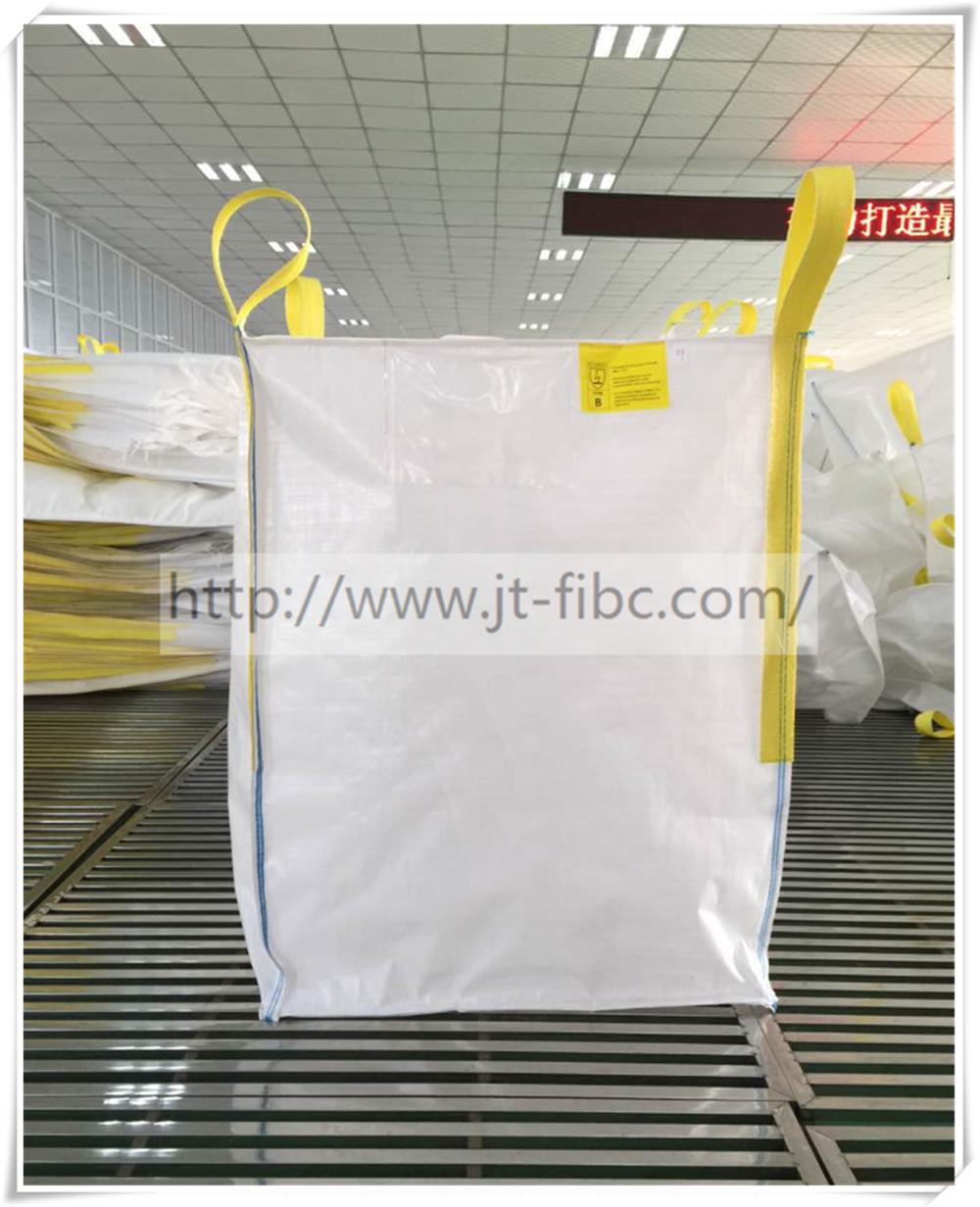 White Pp Fibc Bag