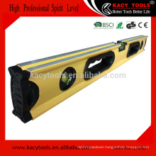 Professional heavy-duty aluminum Spirit Level ruler