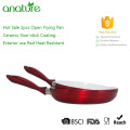 White Ceramic Nonstick Frying Pan Sets