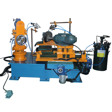 Professional automatic metal cookware polishing machine