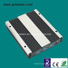 20dBm 4G Lte 800MHz + G / M + 1800MHz + 3G Repetidor de la señal de la venda cuatro