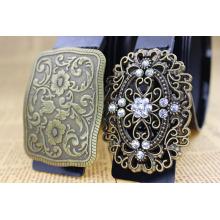 PU belts with fashion buckle /PU belt vendor in china/PU belt supplier