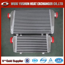 Chinese manufacturer of aluminum plate and bar intercooler