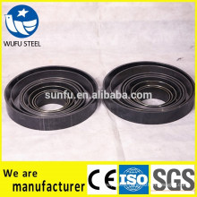 Suppy ASTM welded ERW steel pipe for balustrade