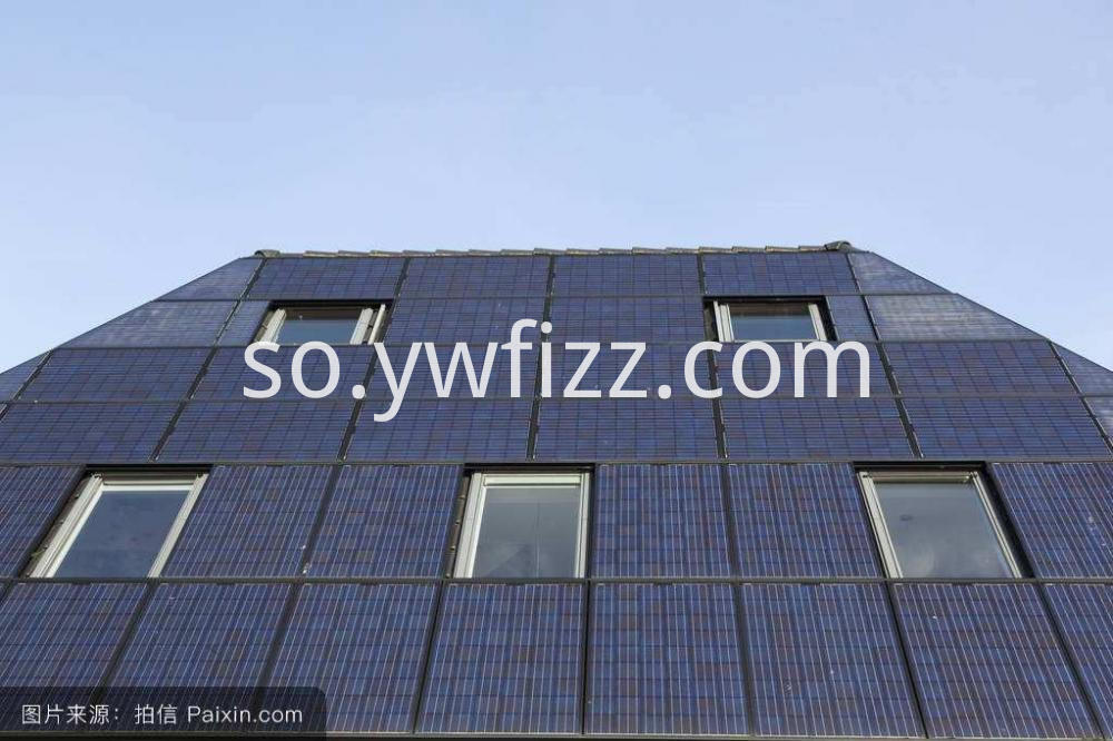 Solar Rooftop Power Generation System