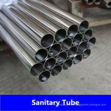 ASME SA270 Tp316L Sanitärrohr aus Edelstahl mit gutem Preis