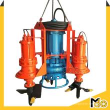 Hoher Volumen-Sand saugen Pumpe versenkte Schlamm-Pumpe für Gold