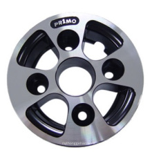 Aluminiumrad für Autobenutzt