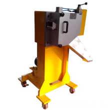 Máquina de reciclaje de plástico Pelletizer Cantilever