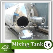 Réservoir de mélange mélangeur en acier inoxydable (mélangeur)