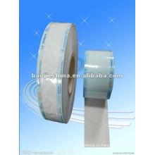 Esterilización Embalaje de tubos planos / rollo