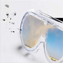 Eye Protection with Clear Fog-free and Coated Lenses