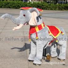 Super Soft Plush Elephant, Riding toy tractors