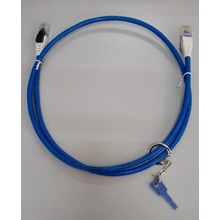 Cat6 Unshielded Lockable Patch Cord