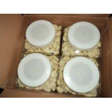 Китайский свежий очищенный чеснок (220-260грен / кг)