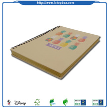 Hot Kraft Cover Lage Kosten Student Notebook