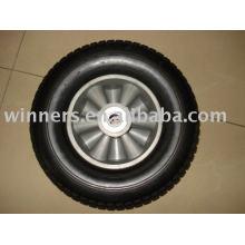 ruedas semi neumáticas