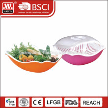 colander with cover