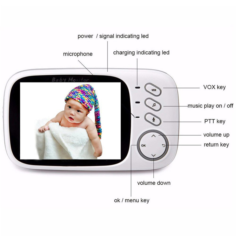Baby Monitor Wireless