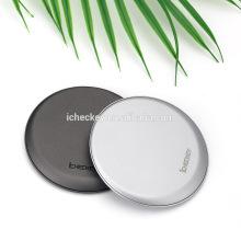 Usine OEM portable Type-c Chargeur mobile rapide station de charge sans fil pad qi pour iphone X 8 samsung s8