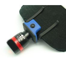AAA Bateria CREE Q5 LED 180 Lumens Visor Light