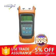 PG-PON82 Handheld PON Optical Power Meter Cable Tester With VFL